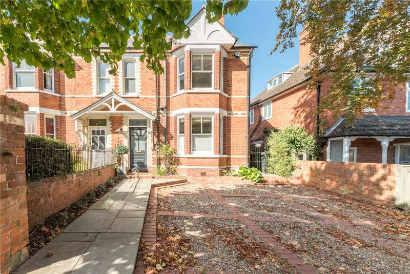 4 Bedrooms Semi Detached House for sale in St. Marks Road, Henley-on-Thames, RG9