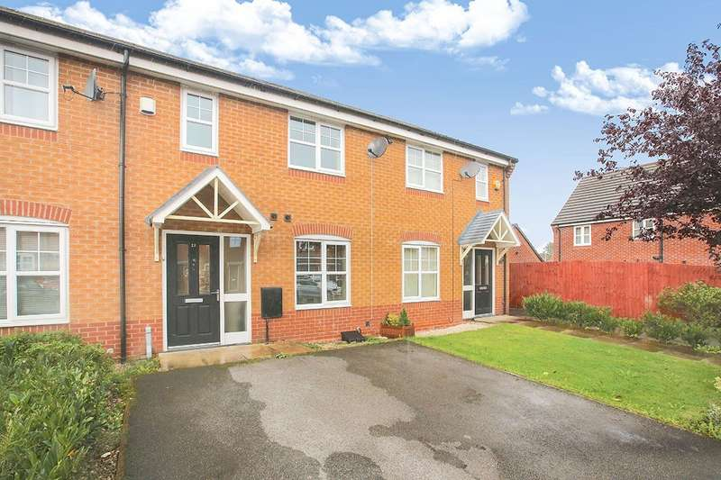 3 Bedrooms House for sale in Admiral Way, Hyde, Greater Manchester, SK14