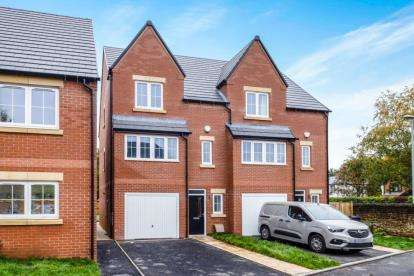 4 Bedrooms Semi Detached House for sale in Sycamore Park, Moor Lane, Bestwood Village