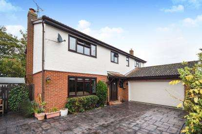 4 Bedrooms Detached House for sale in Tollesbury, Maldon, Essex
