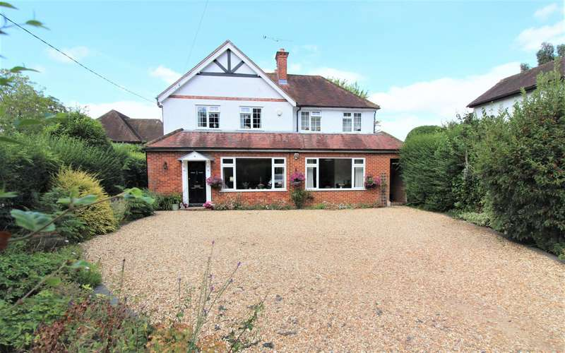 5 Bedrooms Detached House for sale in Spinfield Lane
