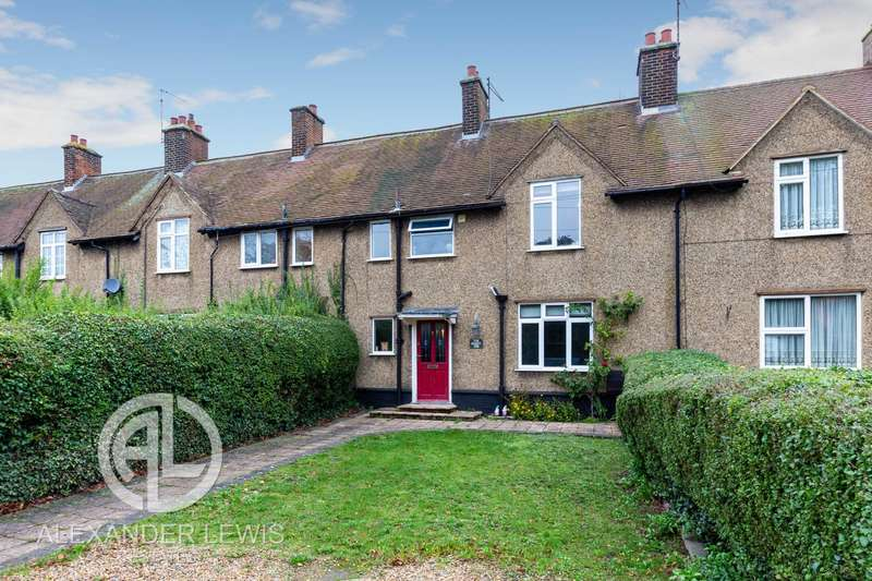 3 Bedrooms Terraced House for sale in Icknield Way, Letchworth Garden City, SG6 1EJ