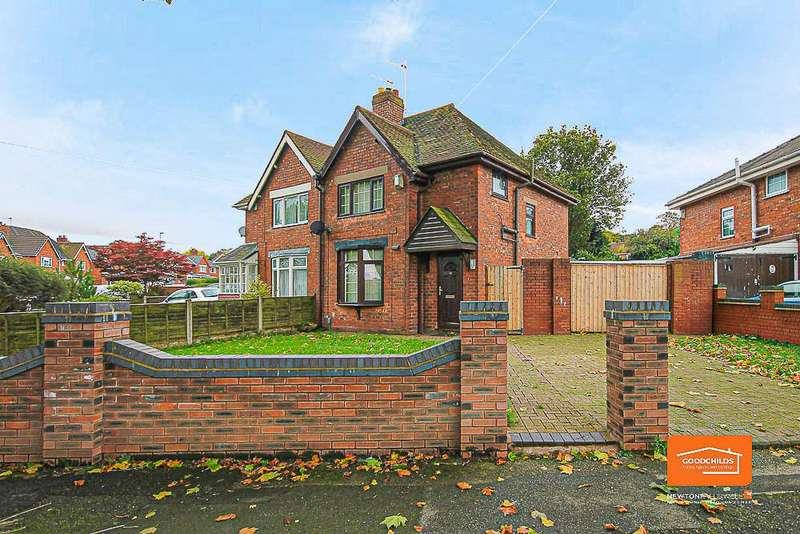 3 Bedrooms Semi Detached House for sale in Ryle Street, Bloxwich, WS3 3AQ