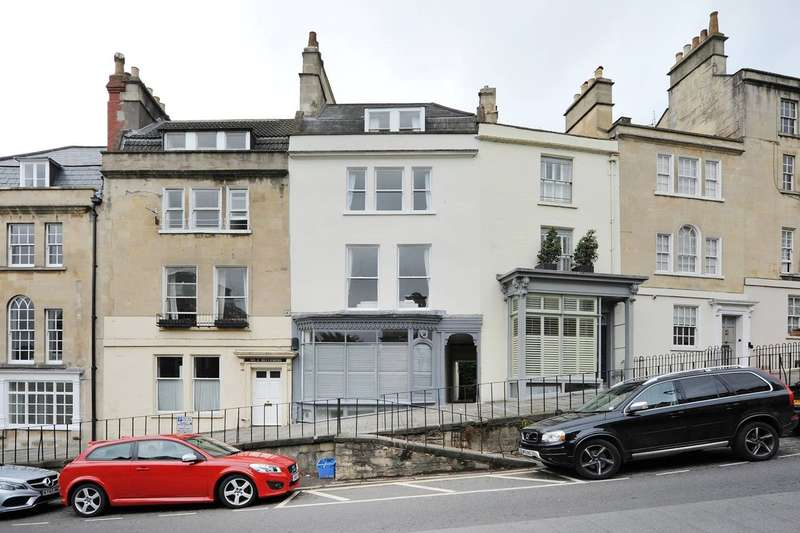 6 Bedrooms Terraced House for sale in Belvedere, Bath, BA1