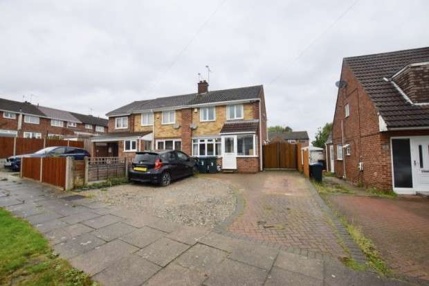 3 Bedrooms Semi Detached House for sale in Plymouth Close, Coventry, CV2