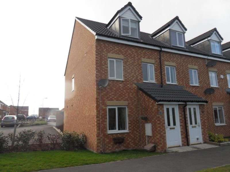 3 Bedrooms Property for rent in Longleat Walk, Ingleby Barwick, Stockton-On-Tees, TS17