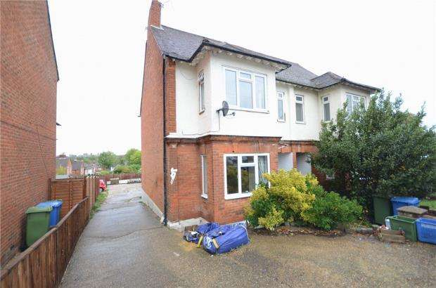2 Bedrooms Maisonette Flat for sale in Church Lane East, Aldershot, Hampshire