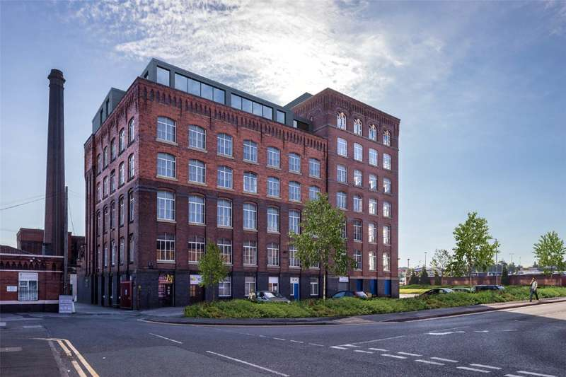 2 Bedrooms Apartment Flat for sale in Meadow Mill, Stockport, SK1