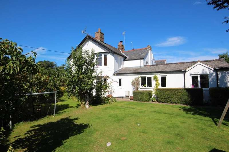 3 Bedrooms Semi Detached House for sale in Mill Lane, Lambourn, Hungerford, RG17