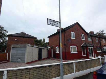 3 Bedrooms Semi Detached House for sale in Dagnall Avenue, Chorlton, Manchester, Greater Manchester
