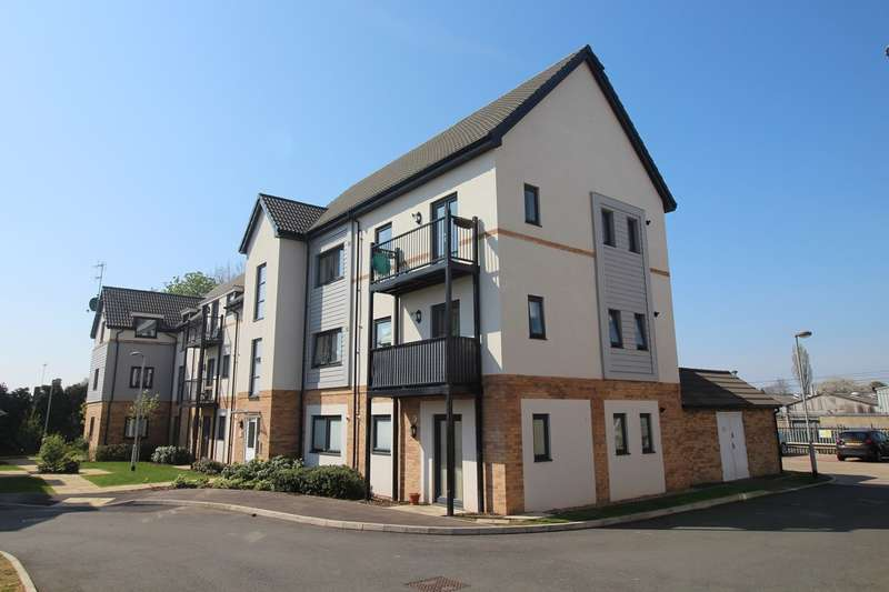 2 Bedrooms Apartment Flat for sale in Sovereign Place, Hatfield, AL9