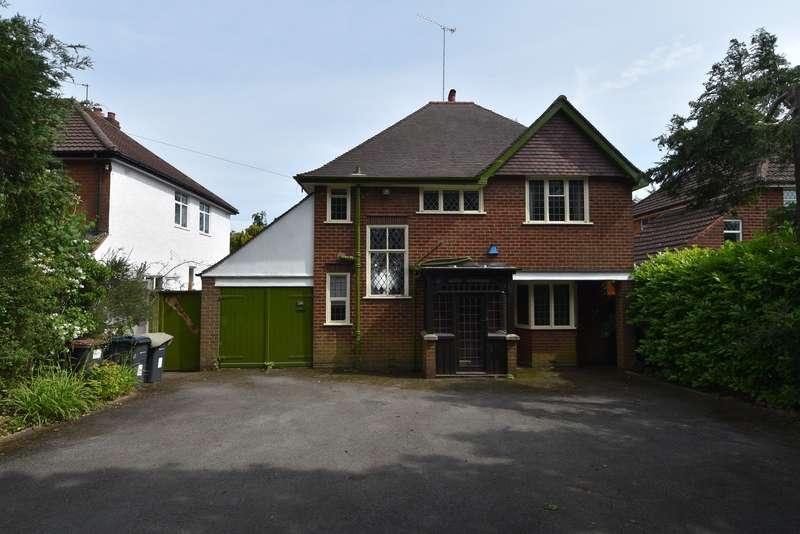 3 Bedrooms Detached House for sale in Redditch Road, Kings Norton, Birmingham, B38