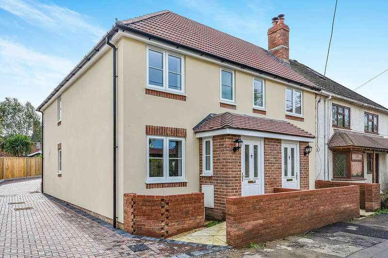 2 Bedrooms End Of Terrace House for sale in Romill Close, West End, Southampton, Hampshire, SO18