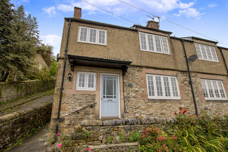 2 Bedrooms End Of Terrace House for sale in Bagshaw Hill, Bakewell