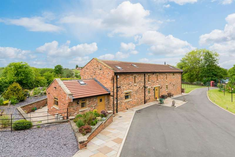 4 Bedrooms Detached House for sale in Highfield Barn, Stanley, WAKEFIELD