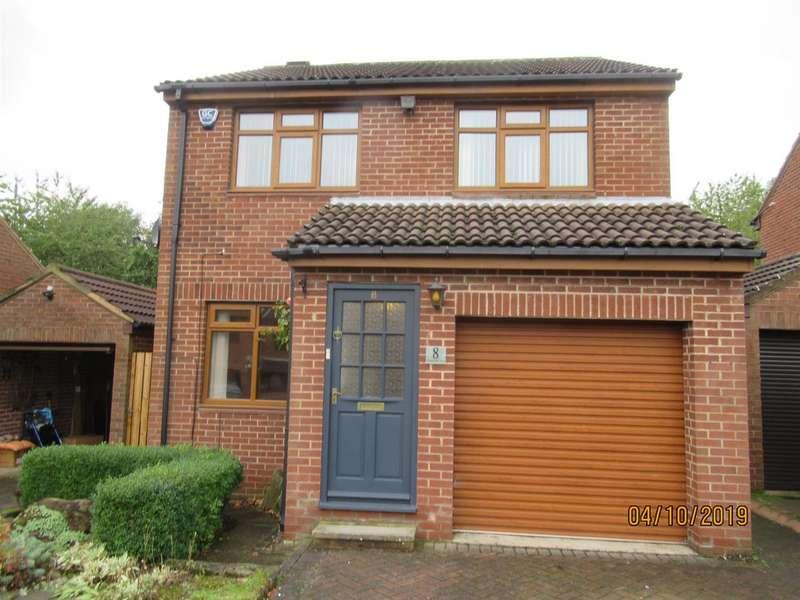 3 Bedrooms Detached House for rent in Cranewells Vale, Leeds