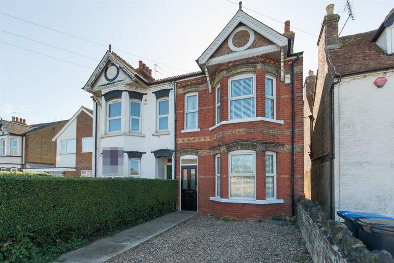 4 Bedrooms Semi Detached House for sale in Canterbury Road, Margate