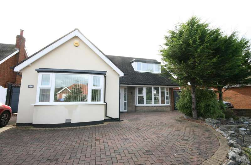 4 Bedrooms Detached Bungalow for sale in Heyhouses Lane, Lytham St Annes
