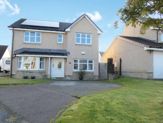 4 Bedrooms Detached House for sale in Hopeman Drive, Ellon, Aberdeenshire, AB41 8AS
