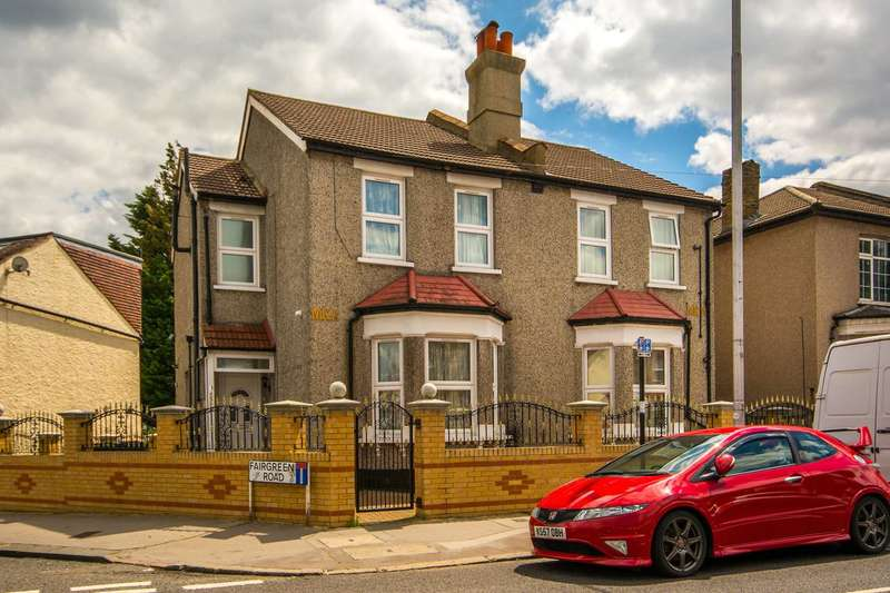 3 Bedrooms Semi Detached House for sale in Bensham Lane, Thornton Heath, CR7