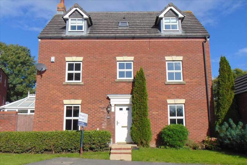 5 Bedrooms House for sale in VOWLES CLOSE, WRAXALL