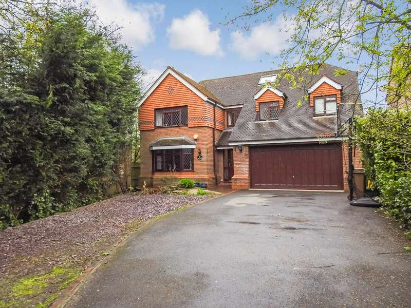 6 Bedrooms Detached House for sale in Leafy Close, Leyland