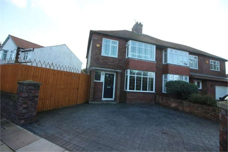 3 Bedrooms Semi Detached House for sale in Charmalue Avenue, LIVERPOOL, Merseyside