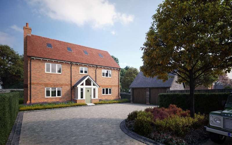 5 Bedrooms Detached House for sale in (The Lapwing), Brightwell-Cum-Sotwell, Wallingford, OX10