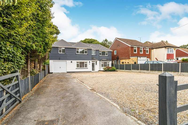 4 Bedrooms Detached House for sale in Maidstone Road, Gillingham, Kent, ME8