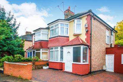 3 Bedrooms Semi Detached House for sale in Stanley Road, Lower Edmonton, Enfield, London