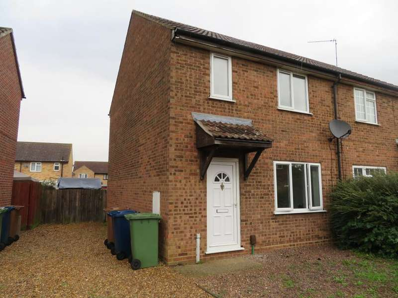 3 Bedrooms Semi Detached House for sale in Payne Avenue, Wisbech, PE13 3HS