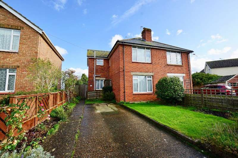 3 Bedrooms Semi Detached House for sale in Chadwick Road, Eastleigh, SO50 9GJ