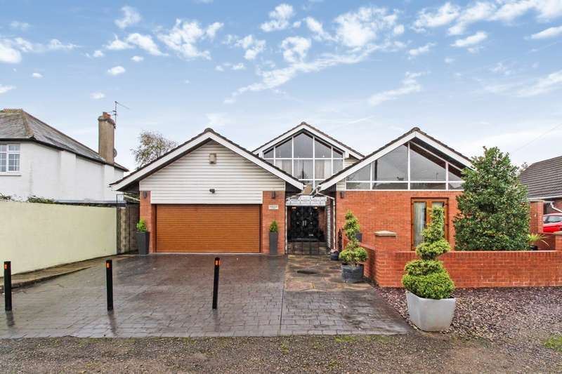 3 Bedrooms Detached House for sale in Lansdowne Road, Caerleon, Newport, NP18