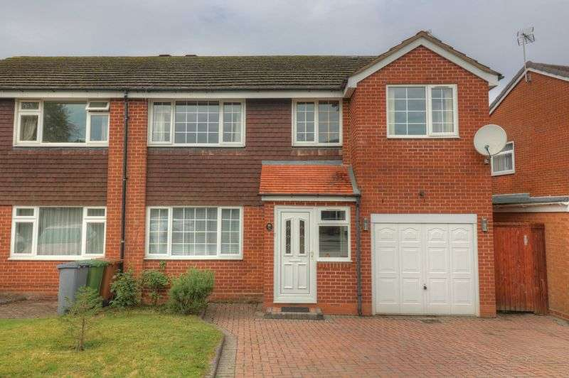 4 Bedrooms Property for sale in Foxland Close, Solihull