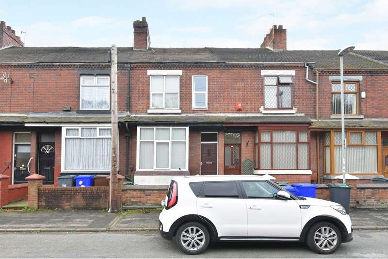 4 Bedrooms Property for sale in North Street, Stoke, Stoke-on-Trent, Staffordshire, ST4 7DG
