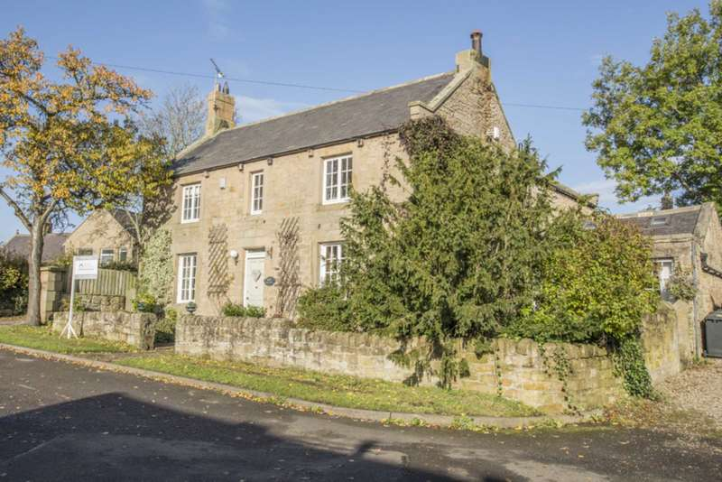 3 Bedrooms Detached House for sale in Great Whittington