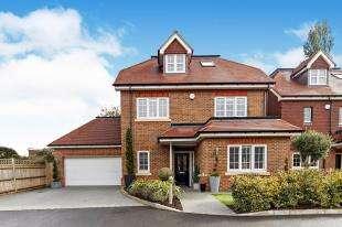 5 Bedrooms Detached House for sale in Hanbury Mews, Shirley, Croydon, Surrey