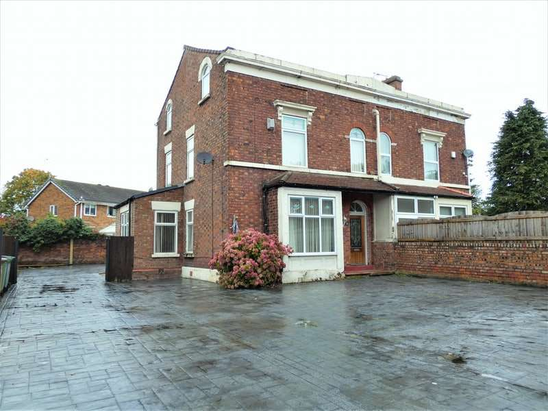 5 Bedrooms Semi Detached House for sale in Old Chester Road, Birkenhead, Merseyside, CH42
