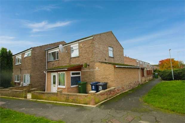4 Bedrooms End Of Terrace House for sale in Essex Road, Huntingdon, Cambridgeshire