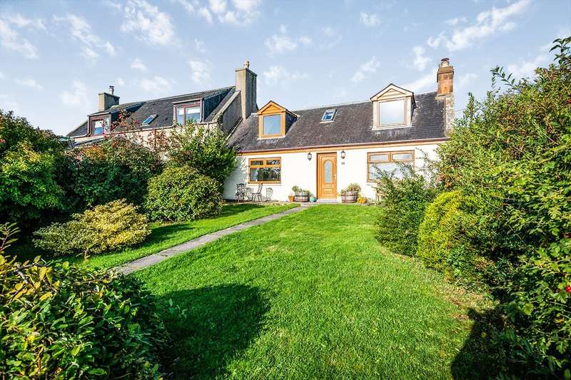 3 Bedrooms Semi Detached House for sale in Saltburn, Saltburn, Invergordon, Ross-Shire, IV18