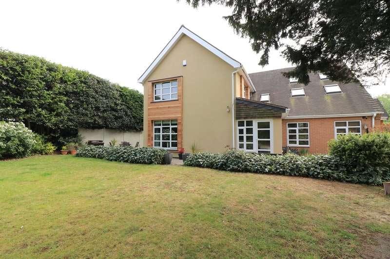 5 Bedrooms Detached House for sale in Blyth Road, Worksop, Nottinghamshire, S81
