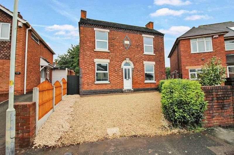 3 Bedrooms Detached House for sale in Milton Road, Wolverhampton, WV10