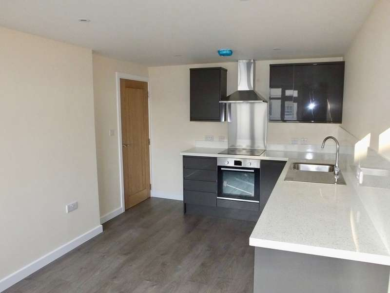 2 Bedrooms Apartment Flat for rent in High Street, Southampton SO14