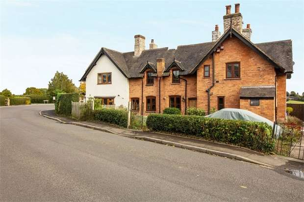 3 Bedrooms Semi Detached House for sale in Beech Lane, West Hallam, Ilkeston, Derbyshire