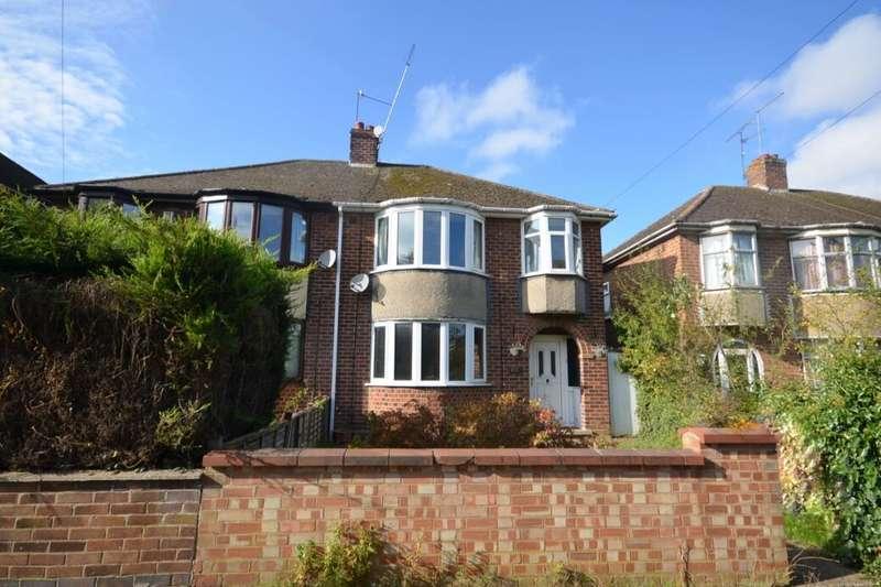 3 Bedrooms Semi Detached House for sale in Towcester Road, Delapre, Northampton, NN4