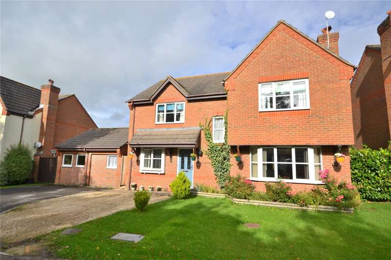 4 Bedrooms Detached House for sale in The Limes, Motcombe, Shaftesbury, Dorset, SP7