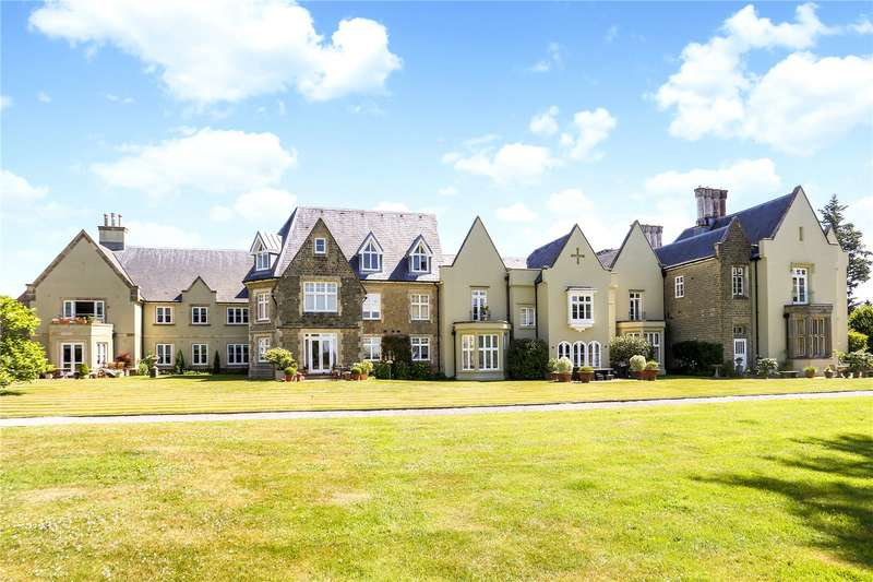 3 Bedrooms Apartment Flat for sale in Ludshott Manor, Woolmer Lane, Bramshott, Liphook, GU30