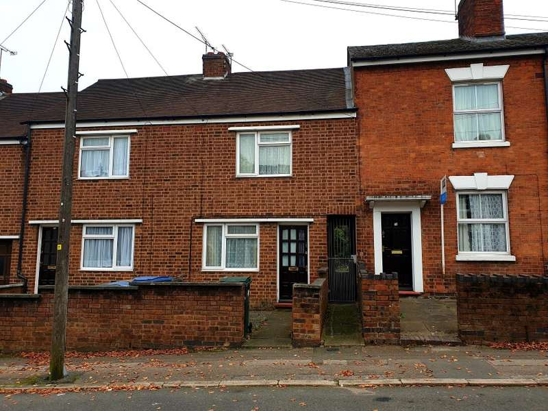 3 Bedrooms Terraced House for sale in 27 Craven Street, Chapelfields, Coventry