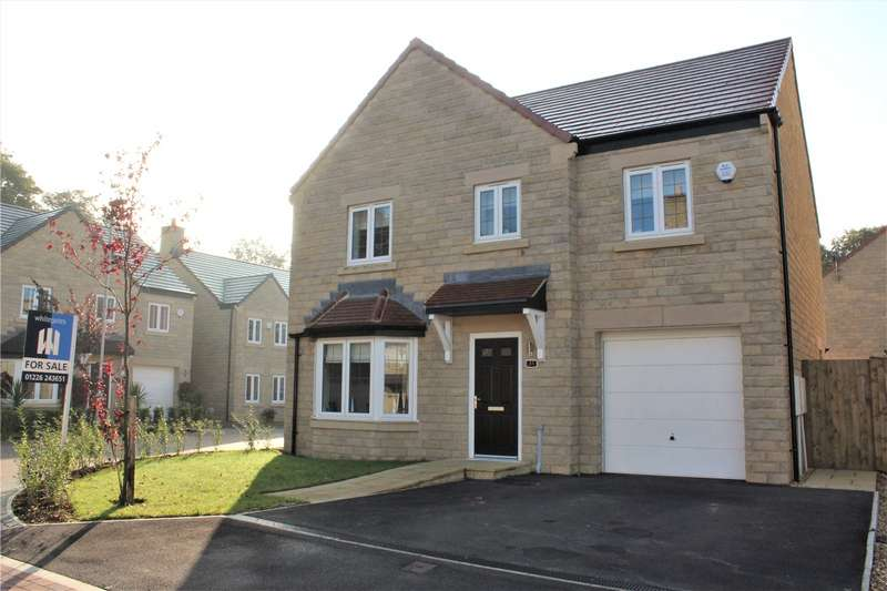 4 Bedrooms Detached House for sale in Squires Gardens, Barnsley, South Yorkshire
