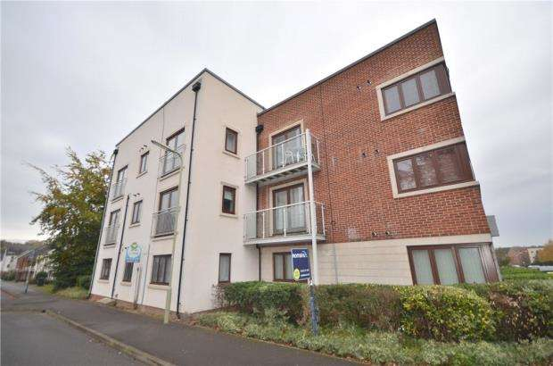 2 Bedrooms Apartment Flat for sale in Hines Court, Basingstoke, Hampshire